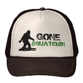 **BEST** Bobo Gone Squatchin, Finding Bigfoot Trucker Hat