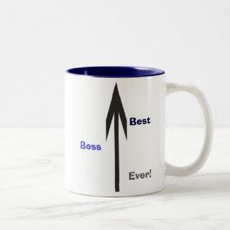 Best Boss Ever! Mugs