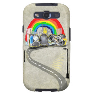 Best boss  rainbow Samsung Galaxy Case