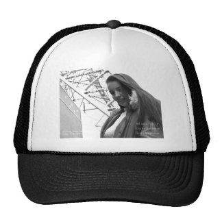 """""""Best brand world top modern art photo design """" Trucker Hat"""