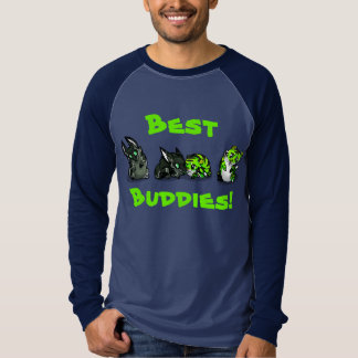 """Best Buddies!"" T-shirt"