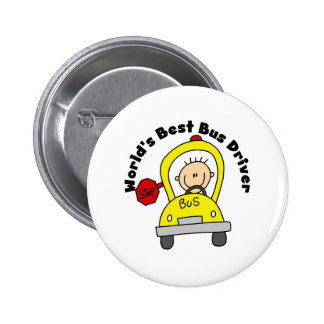 Best Bus Driver Pins