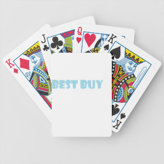best buy bicycle playing cards