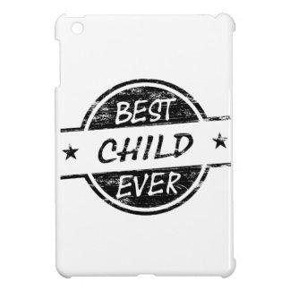 Best Child Ever Black iPad Mini Case