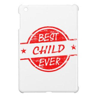 Best Child Ever Red iPad Mini Case