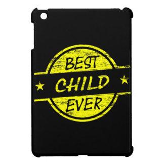 Best Child Ever Yellow iPad Mini Cover