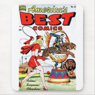 Best Comics 31 Mouse Pad
