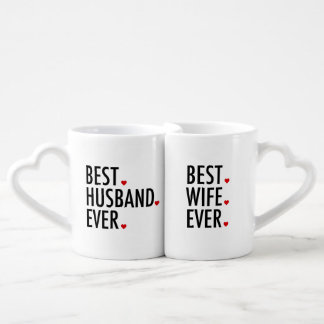 Best Couple Ever Coffee Mug Set