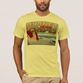 Best crepes in jersey T-Shirt