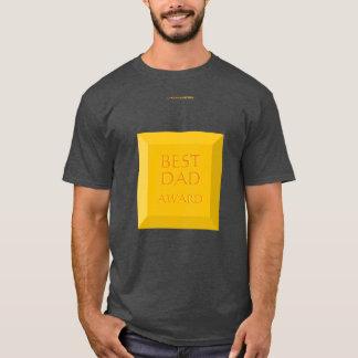 BEST DAD AWARD T-Shirt