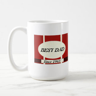 Best Dad Customizable Cup