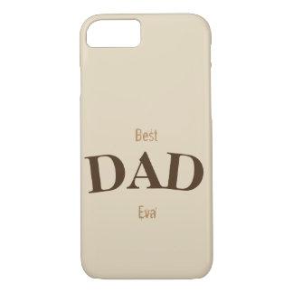 Best Dad Eva Phone cover