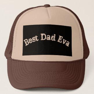 Best Dad Eva Trucker Hat
