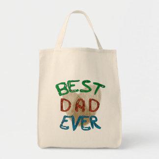 BEST DAD EVER Bag