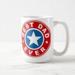 Best Dad Ever Coffee Mugs