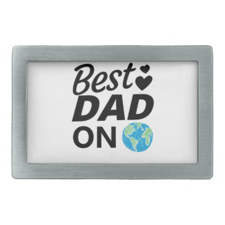 Best dad Ever father Day men Belt Buckle