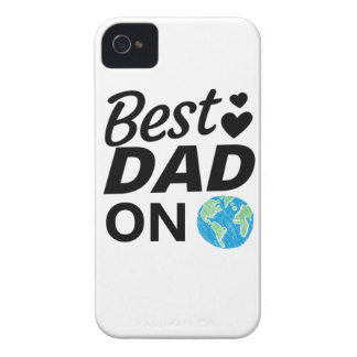 Best dad Ever father Day men iPhone 4 Cover