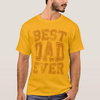 Best Dad Ever Grunge Style SuperDad T-Shirt