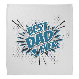 Best Dad Ever Head Kerchief