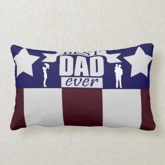 Best Dad Ever Lumbar Pillow