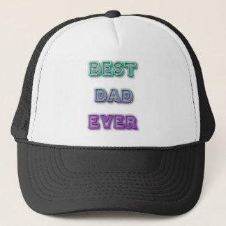 BEST DAD EVER Trucker Hat