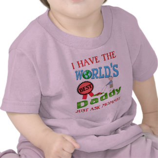 Best Dad Father s Day Baby T-Shirt