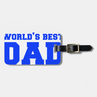 best-dad-fresh-blue.png luggage tag