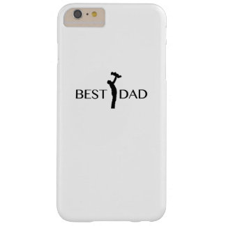 Best Dad  Gift For Father Day  Daddy Papa Barely There iPhone 6 Plus Case