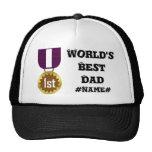 Best Dad Trucker Hat