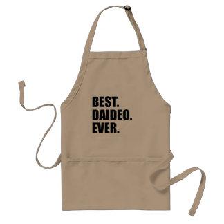 Best Daideo Ever Irish Grandfather apron