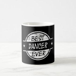 Best Dancer Ever White Coffee Mug
