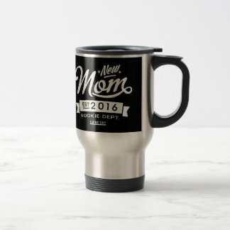 Best Dark New Mom 2016 Travel Mug