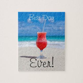 Best Day Beach Puzzle