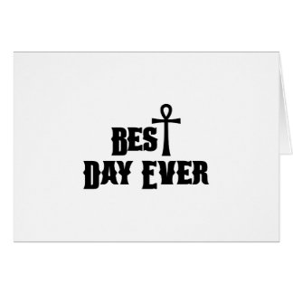 Best Day Ever Christian Easter Gift Card