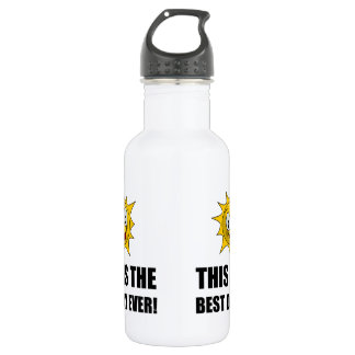 Best Day Ever Sunshine 532 Ml Water Bottle