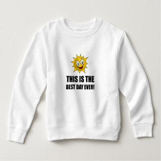 Best Day Ever Sunshine Sweatshirt