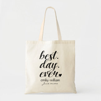 """Best Day Ever"" Wedding Welcome bag,Wedding Favor"