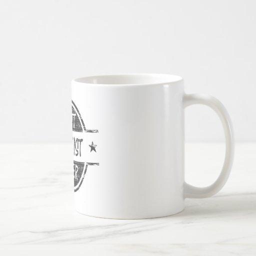 Best Dentist Ever Black Mug