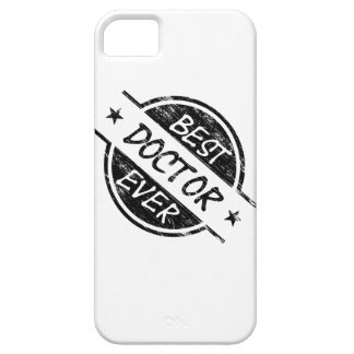 Best Doctor Ever Black iPhone 5 Covers
