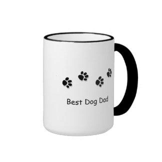 Best Dog Dad Mug