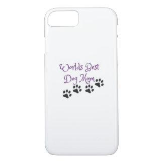 Best Dog Mom Phone Case