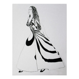 Best Dress - Poster