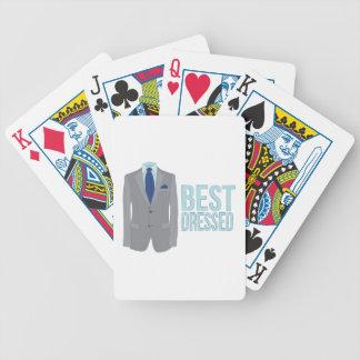 Best Dressed Poker Deck