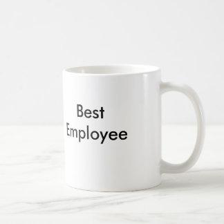 Best Employee Classic White Coffee Mug