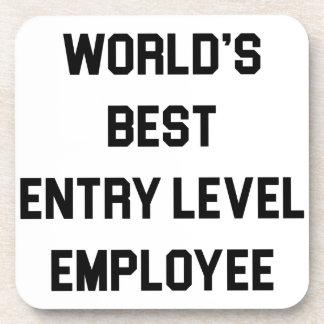 Best Entry Level Employee Coaster