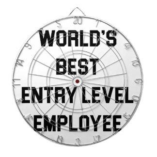 Best Entry Level Employee Dartboard