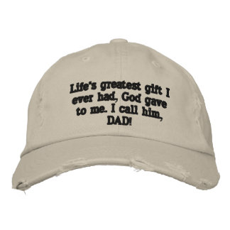 Best Father's Day Hat Ever!