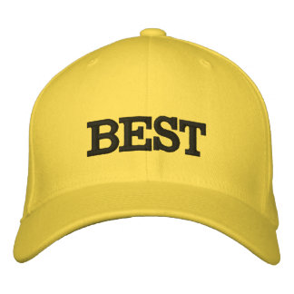 Best fitted hat, for sale ! embroidered hat