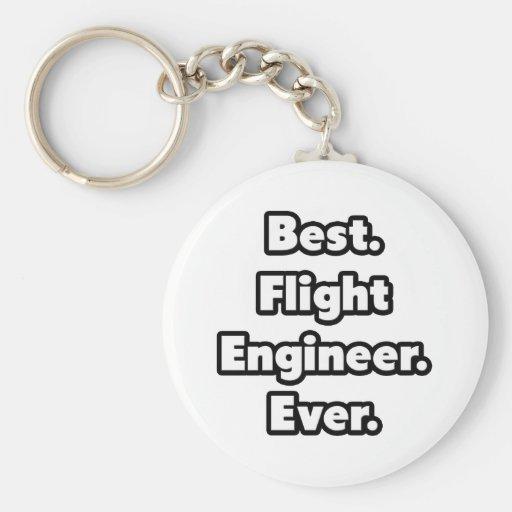 Best. Flight Engineer. Ever. Keychain