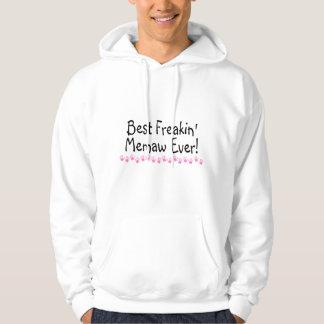 Best Freakin Memaw Ever Hoodie